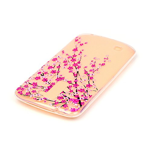 A9H iPhone 5 5S SE Hülle Case Cover Painting TPU Crystal Clear Tasche Handyhülle Schutzhülle 01HUA 02HUA