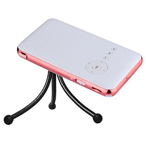 RUXMY Mini Proiettore M6S Micro Proiettore Portatile Intelligente Android Proiettore 32G Di Memoria Per Smartphone