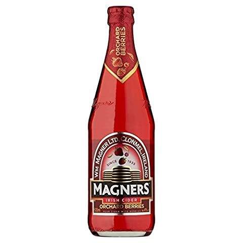 Magners Orchard Berries 500ml - (Pack of 2)