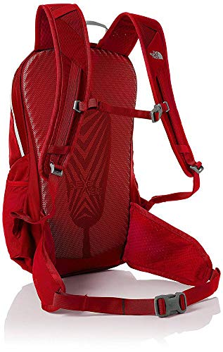 High-rise Taschen (THE NORTH FACE Kuhtai 24, Unisex-Erwachsene Rucksack, Rot (Rage Red/High Rise G), 22x24x45 cm (W x H L))