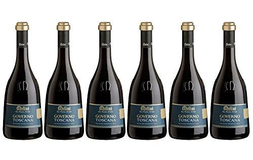 Melini Neocampana Governo Toscana IGT 2016 trocken Wein (6 x 0.75 l)