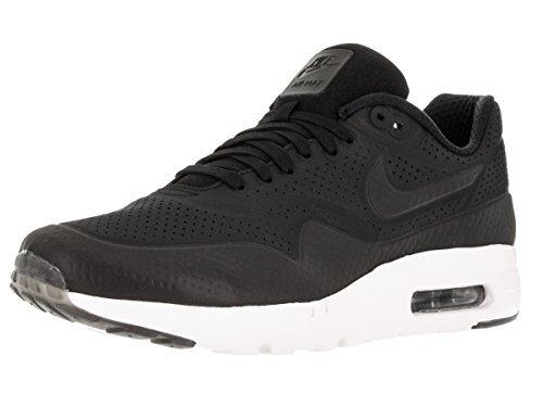 Nike Herren Air Max 1 Ultra Moire Turnschuhe Schwarz / schwarz-weiß))