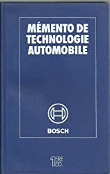 Mémento de technologie automobile