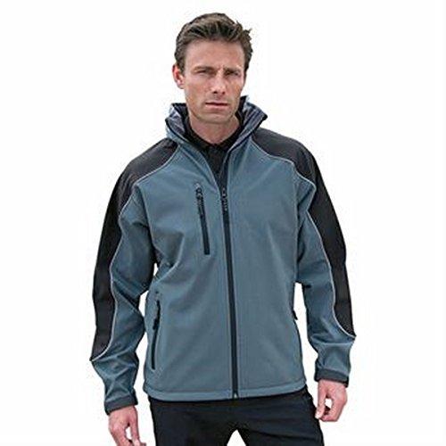 Result WORK-GUARD Ice Fell Hooded Softshell Jacket Athletic Works-jacke