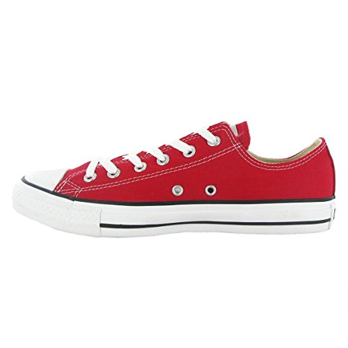 Converse AS Ox Can red M9696 Unisex-Erwachsene Sneaker, Rot (red), EU 42(US 8.5) - 14