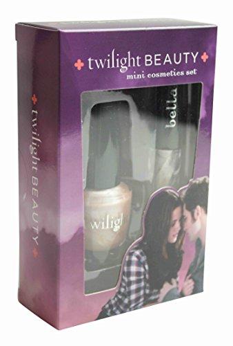 Crepúsculo Twilight Inmortal Lipgloss 15 Ml + Nail Polish 15 Ml