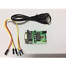 RS232-TTL-Wandler Programmierer Single-Chips mit vier 20cm Dupont Linie, ein USB-Kabel