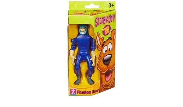 Enfant Personnage Figurine Scooby-Doo Articulee 10.000 Volt Ghost 12 cm