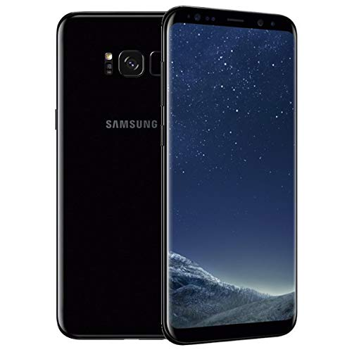 Samsung Galaxy S8 Plus Dual SIM 64GB SM-G955FD Midnight Black