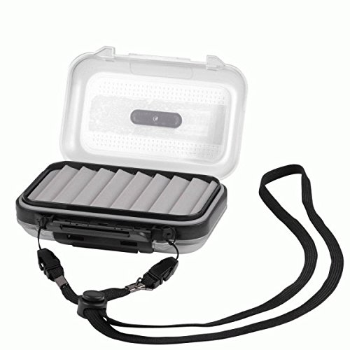 Trout Master Incy Spoon Box - Köderbox für Blinker zum Forellenangeln, Angelbox für Spoons, Box für Spoonblinker, Blinkerbox