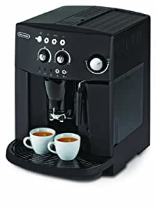 De'Longhi Esam4000.b Magnifica Bean to Cup Coffee Machine, 15 Bar - Black
