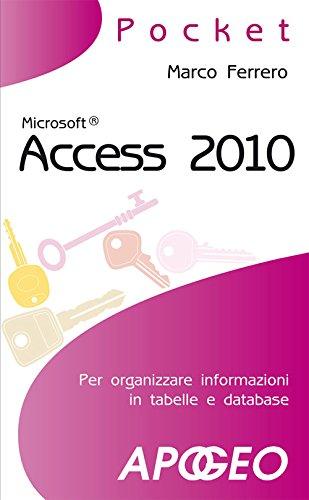Access 2010 (Pocket)
