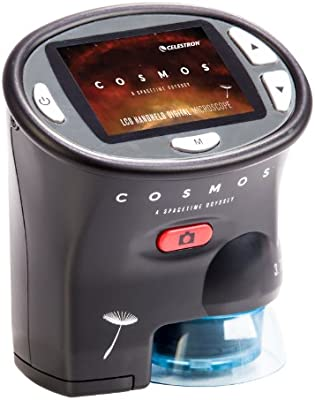 Celestron Cosmos LCD Handheld Digital Microscope