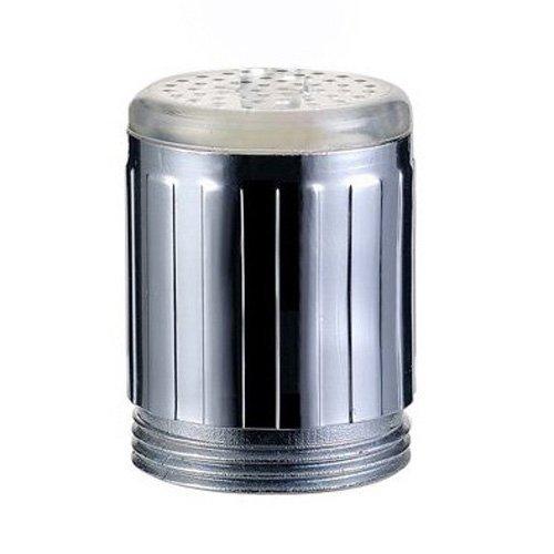 SODIAL(WZ.) 3 Farben Wasser Leuchtend LED Wasserhahn Licht Lampe Temperaturfuehler - 4