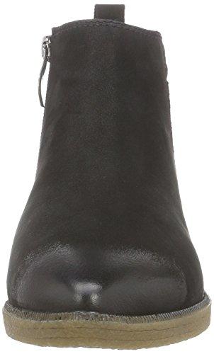Tamaris 25086 Damen Kurzschaft Stiefel Schwarz (Black 001)
