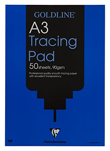 goldline-gpt1a3z-a3-professional-tracing-pad-90-gsm