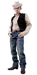 James Dean Figurine Deluxe James Dean Cowboy Version Movie Masterpiece 30 cm