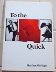 To the Quick (Wesleyan Poetry)