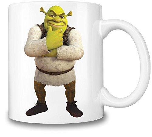 Big Shrek Becher-Schale (Shrek-kaffee-tasse)