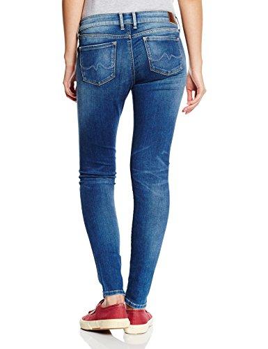 Pepe Jeans London Damen Soho Jeans Blau (Denim)