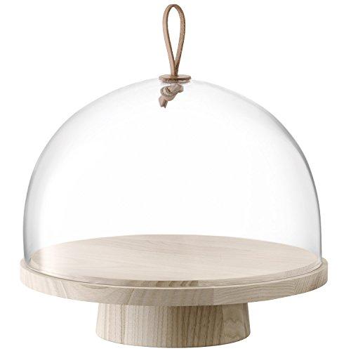 LSA G1500–28–301Ivalo Ash stand e Dome Ø28cm H23CM, (E6M)