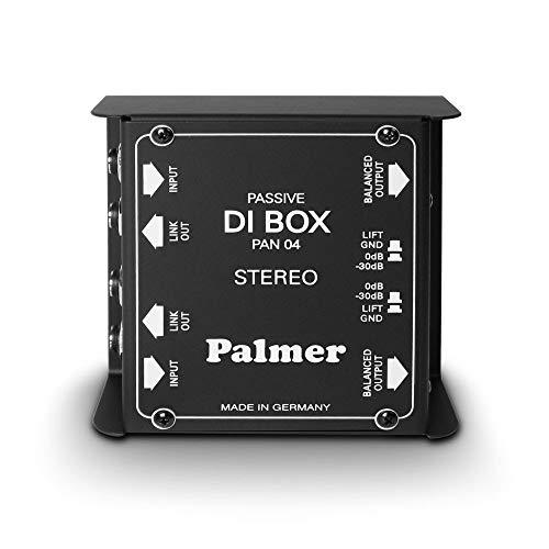 Palmer PAN 04 Pan-box