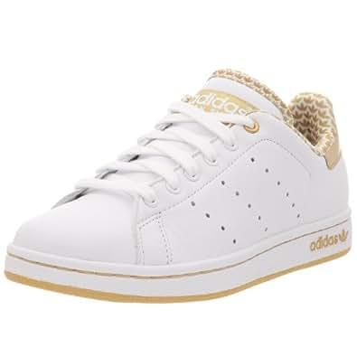 adidas Stan Smith 2 W, Basket mode femme - blanc/blanc/or métallique, 39 1/3 EU