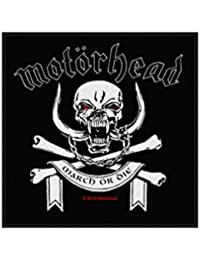 Motörhead ör les coutures-march-motörhead patch-tissé & licence !