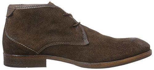 H Shoes Lydon, Bottines Chukka à Tige Courte Homme Marron - Marron (chocolat)