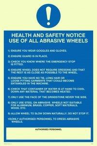 Viking Signs Mp306-a4p-pv Santé et avis de sécurité l