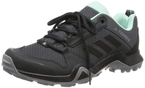 adidas Terrex Ax3 W, Scarpe da Fitness Donna, Multicolore (Gricin/Negbás/Mencla 000), 37 1/3 EU