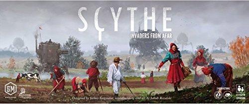 """Preisvergleich Produktbild stonemaier Spiele stm615 """"Scythe Invaders aus der Ferne Erweiterung"""" Spiel - englisch"""