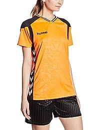 Amazon.es  futbol - Naranja   Ropa deportiva   Mujer  Ropa db1f977e75c05