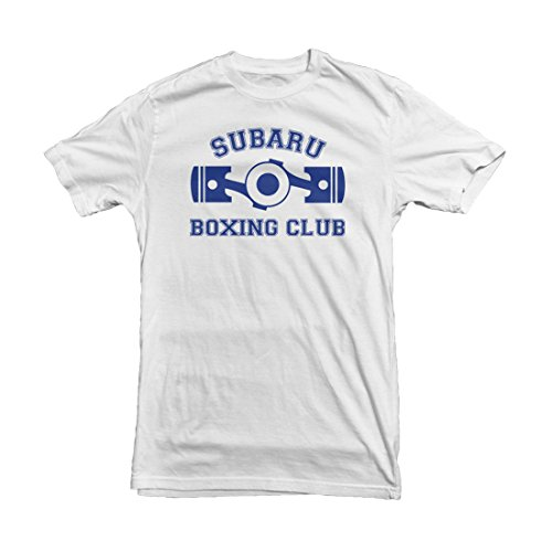 subaru-boxing-club-t-shirt-size-l-white