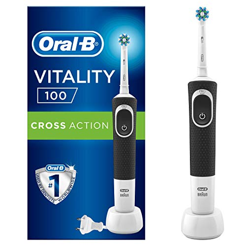 Oral-B Vitality 100 Cross Action Brosse À Dents Électrique