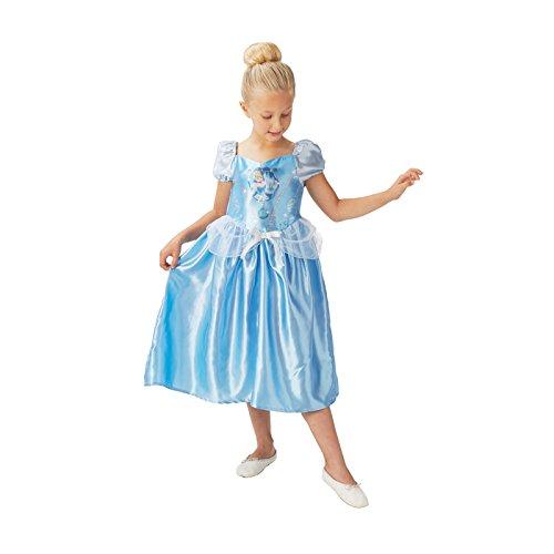 Rubie's - Déguisement Officiel - Disney - Disney Princesse - Déguisement Classique Conte de Fées Cendrillon - Taille M - I - 620640M