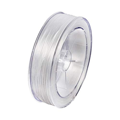 BENECREAT 100m hilo elástico fibra elástica 0.8mm