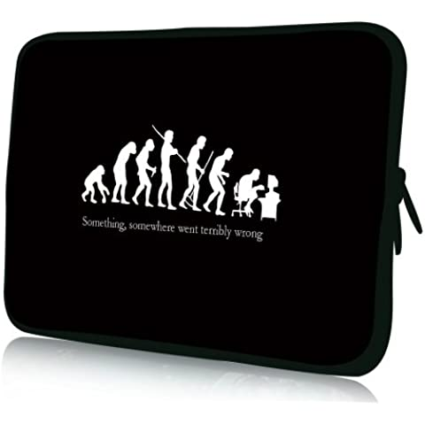 Luxburg® Design bolso funda sleeve carcasa funda protectora de neopreno para tablet 8