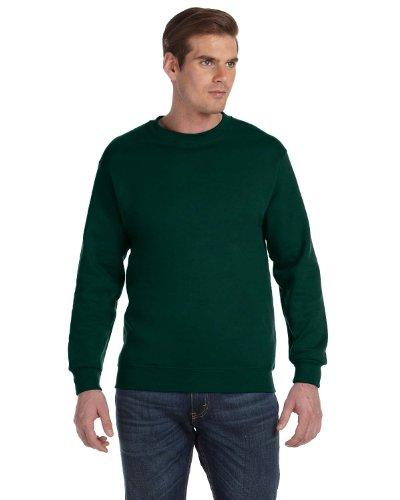 Gildan Heavy Blend Sweatshirt mit Rundhalsausschnitt M,Grün