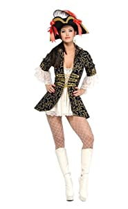Pirate Queen - Secret Wishes - Adult Fancy Dress Costume (disfraz)