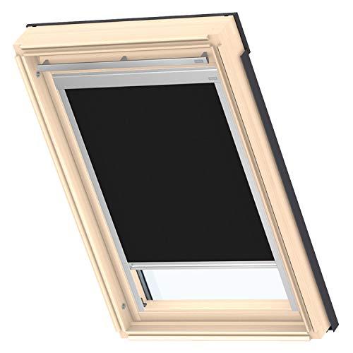 VELUX Verdunklungsrollo Classic Dachfenster, S08, 608, Schwarz