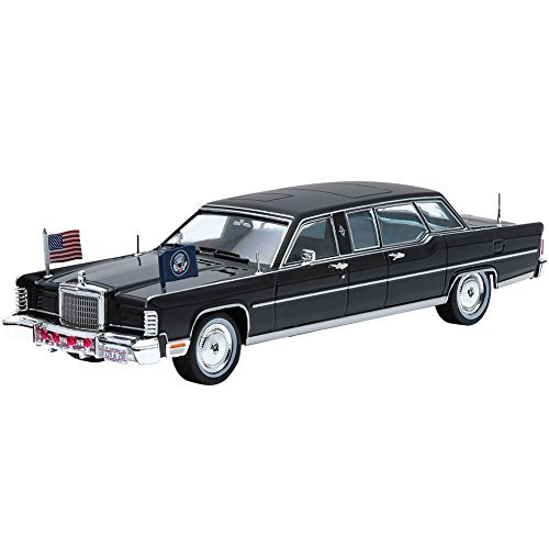 President John F. Kennedy's 1961 LINCOLN CONTINENTAL