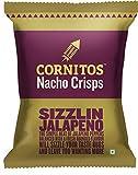 #9: Cornitos Nachos Crisps, Sizzlin Jalapeno, 60g [Pack of 3]