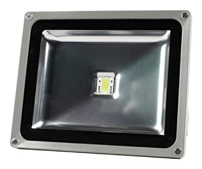 HQ Lamp LP03HQ Aussenstrahler mit 15 Watt Led-Power-Multichip-Modul von NEDIS GmbH auf Lampenhans.de