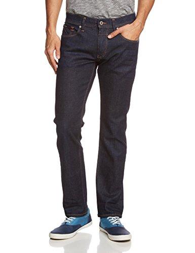 Hilfiger Denim Herren Straight Leg Jeans Ryan BOSC Blau (BOSTON COMFORT 247)