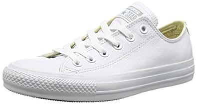 Converse Ct Mono Ox, Baskets mode mixte adulte - Blanc, 38 EU