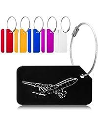 Etiquetas Maletas Viaje Luggage IDTag para Maletas Equipaje Mochilas Bolso