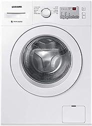 Samsung 6.0 Kg Inverter 5 Star Fully-Automatic Front Loading Washing Machine (WW60R20GLMA/TL, White, Hygiene S