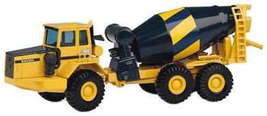 Volvo A35C Articulated Cement Mixer by Joal