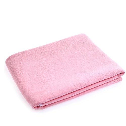 YB- Große Mikrofaser Reise Handtuch - Sport Handtuch für Gym - Camping - Schwimmen - Yoga und Pilates - Schnell Trocknend, Leicht und Kompakt (Farbe : #2, Größe : 183*61cm)